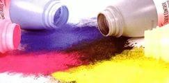 Тонер для кольорових лазерних принтерів